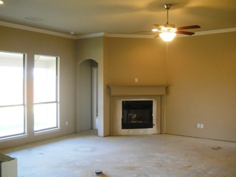 705 Alex living w fireplace